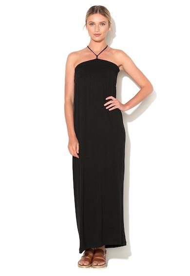 Big Star Дълга черна рокля Жени