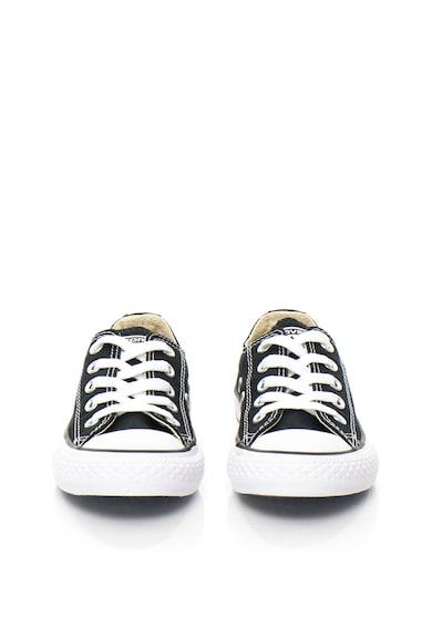 Converse Gyermek Fekete Cipő Lány