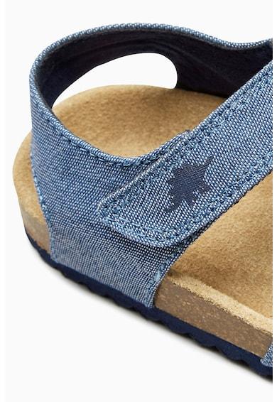 NEXT Sandale albastre de chambray Baieti