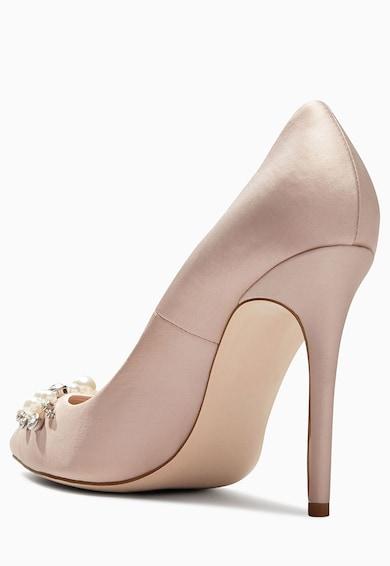NEXT Pantofi stiletto roz pal cu decoratiuni Femei