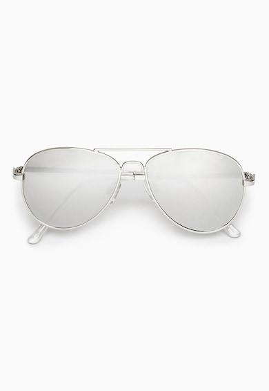 NEXT Детски сребристи слънчеви очила Aviator Момчета