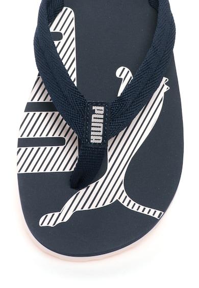 Puma Papuci flip-flop cu logo, Unisex Femei