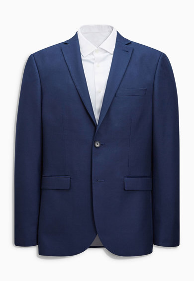NEXT Sacou elegant tailored fit Barbati