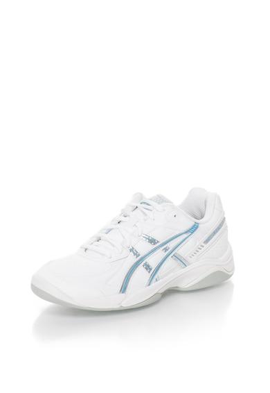 Asics Кожени спортни обувки Gel Rebound Indoor Жени