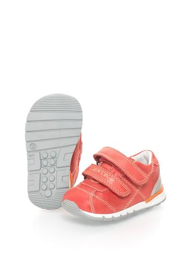 Lea Lelo Pantofi sport de piele cu benzi velcro Baieti