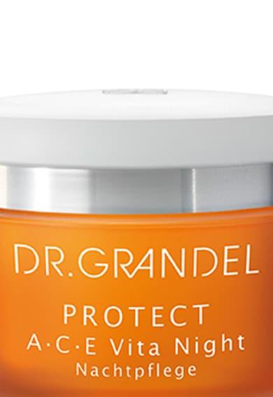 Dr Grandel Crema de fata cu vitamina A, C si E ACE Vita Night Femei