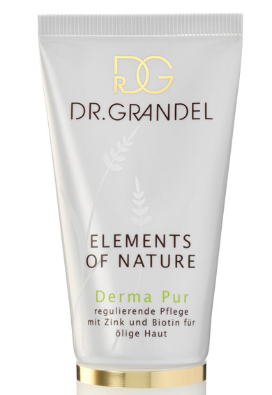 Dr Grandel Crema Elements of Nature Derma Pur Oily Skin Femei