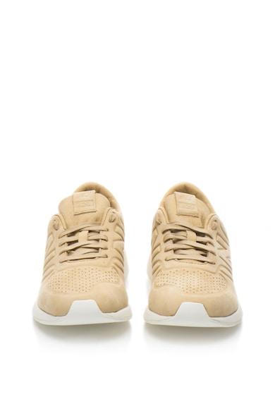 New Balance Pantofi sport de piele nabuc Barbati