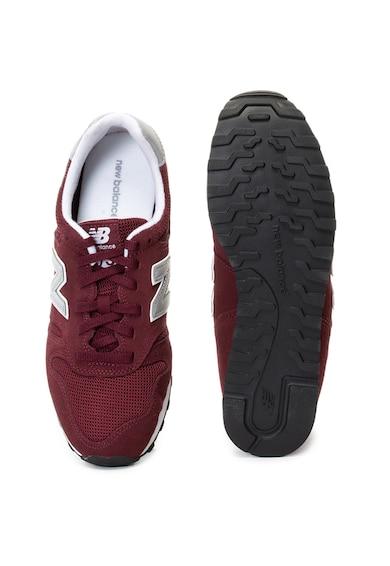 New Balance 373 sneakers cipő kontrasztos részletekkel férfi