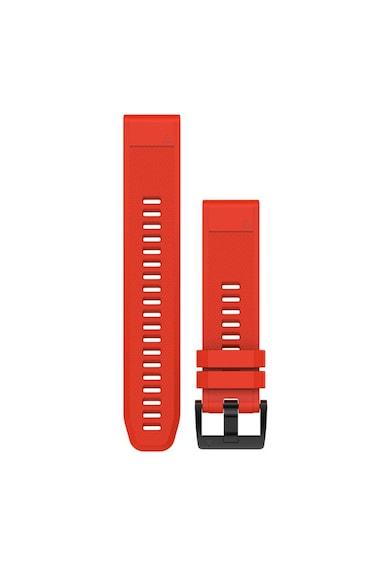 Garmin Curea Ceas Smartwatch  Fenix 5, 22mm, QuickFit, Silicon Femei