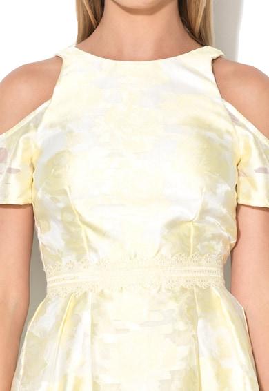 Little Mistress Разкроена рокля с отвори на раменете Жени