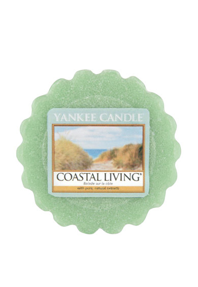 YANKEE CANDLE Set de tarte de ceara parfumata Coastal Living - 2 piese Femei