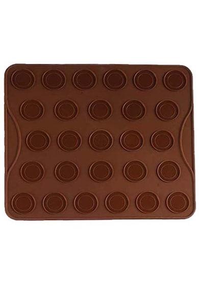 Vanora Home Tava silicon Macarons/Fursecuri Vanora 27 forme Femei