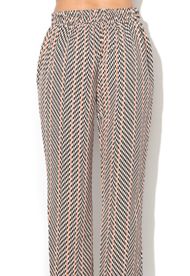 GUESS JEANS Pantaloni crop cu imprimeu Femei