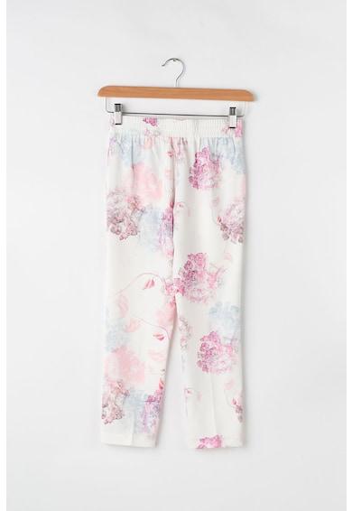 GUESS JEANS Pantaloni cu imprimeu floral Fete