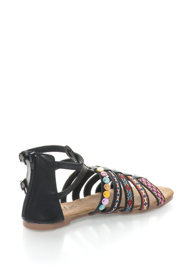 Cristin Декорирани сандали с шарка Жени