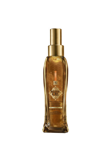 L'Oreal Professionnel Ulei stralucitor  Mythic Oil Shimmering pentru par si corp, 100 ml Femei
