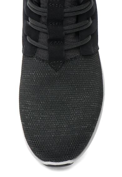 Boxfresh Grixcon Bebújós Sneakers Cipő Nyersbőr Szegélyekkel férfi
