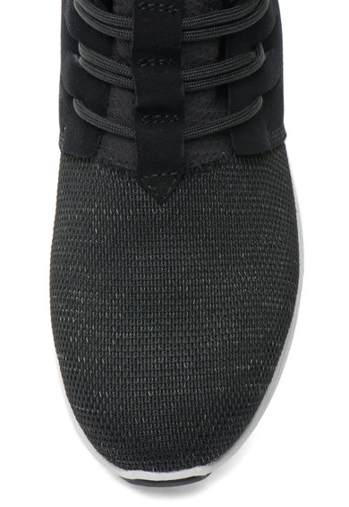 Boxfresh Pantofi sport slip-on cu garnituri de piele intoarsa Grixcon Barbati