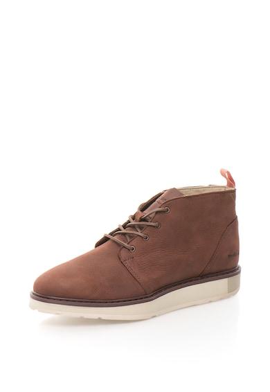 Boxfresh Pantofi casual de piele Garreis Barbati