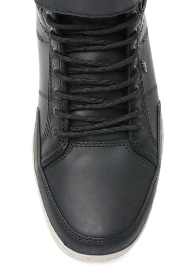Boxfresh Swich Középmagas Szárú Bőr Sneakers Cipő E15202 férfi