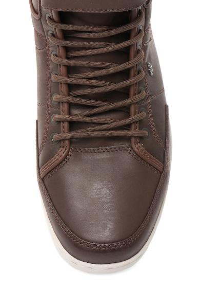 Boxfresh Swich Középmagas Szárú Bőr Sneakers Cipő férfi