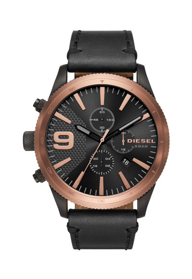 Diesel Ceas cronograf Rasp Barbati