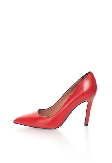 Zee Lane Pantofi stiletto de piele cu varf ascutit Anne Femei