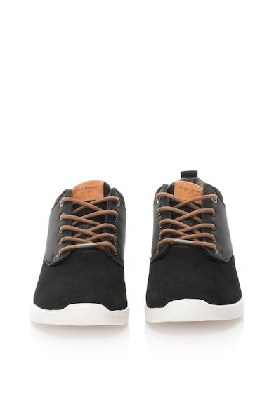 Pepe Jeans London Jayden Könnyű Súlyú Középmagas Szárú Sneakers Cipő férfi