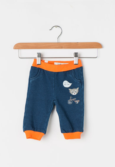 NAME IT Pantaloni cu imprimeu grafic Tanjo Baieti