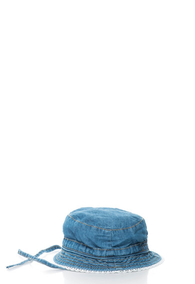 NAME IT Palarie bucket din denim Bava Fete