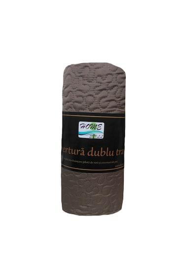 Home Still Cuvertura matlasata Dublu Trafic  microfibra, 210x230 cm Femei