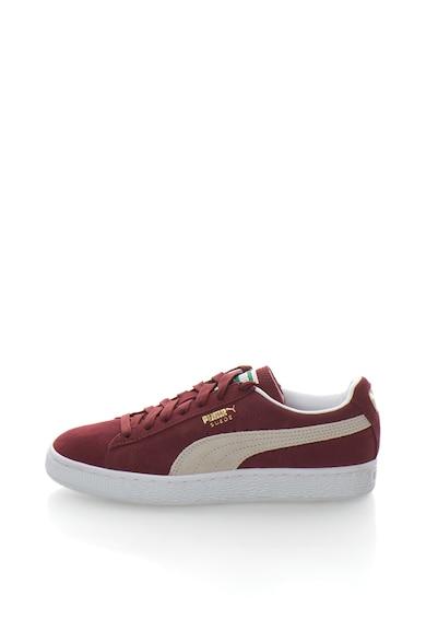 Puma Унисекс велурени спортни обувки с лого Мъже