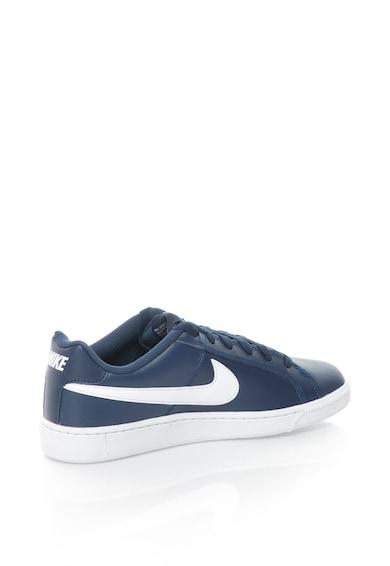 Nike Pantofi sport cu logo si garnituri de piele Court Royal Barbati