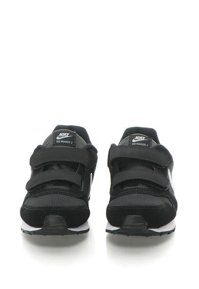 Nike Pantofi sport cu inchidere velcro MD Runner Baieti