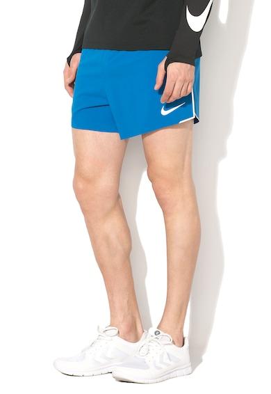 Nike Олекотен къс панталон Aeroswift за бягане с бандаж Мъже