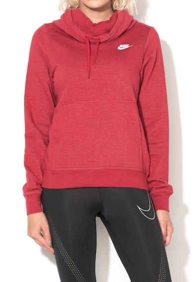 18c8c09923 Kapucnis pulóver hímzett logóval - Nike (853928-608)