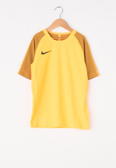 Nike Спортна тениска за футбол с перфорации Момчета