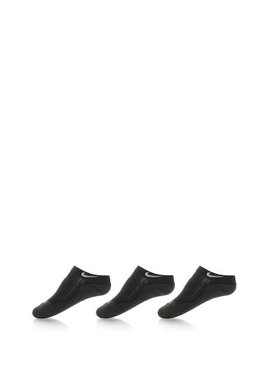 Nike Set de sosete foarte scurte cu efect de amortizare - 3 perechi Fete