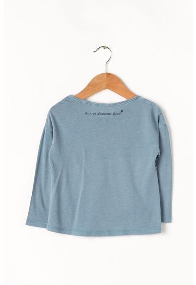 Pepe Jeans London Carly Mintás Vékony Pulóver Csillámos Részlettel Lány