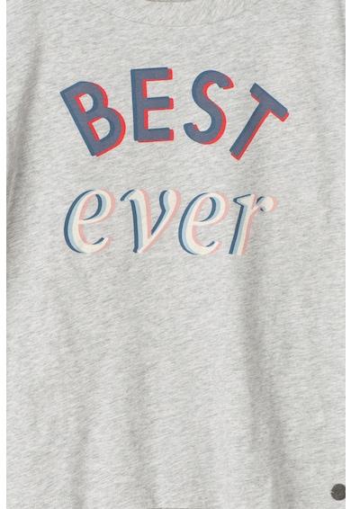 Pepe Jeans London Тениска с текстова щампа Момичета