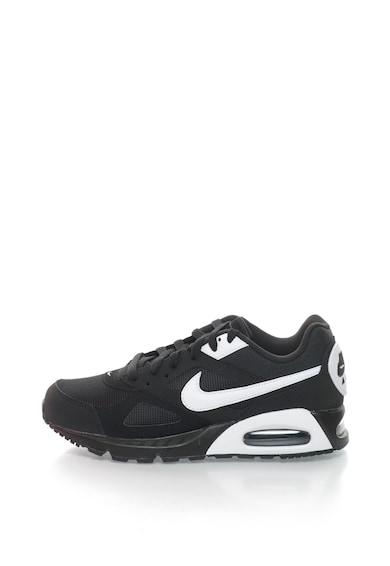 Air Max Ivo Sneakers Cipő Nyersbőr Szegélyekkel - Nike (580518-011) 498e5a5f10