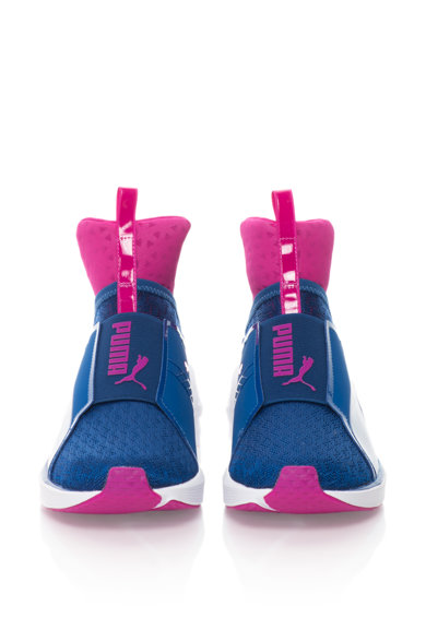 Puma Pantofi sport slip-on de plasa, pentru alergare Fierce Eng Femei