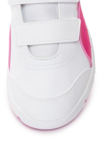Puma Pantofi sport de piele sintetica Stepflex Fete