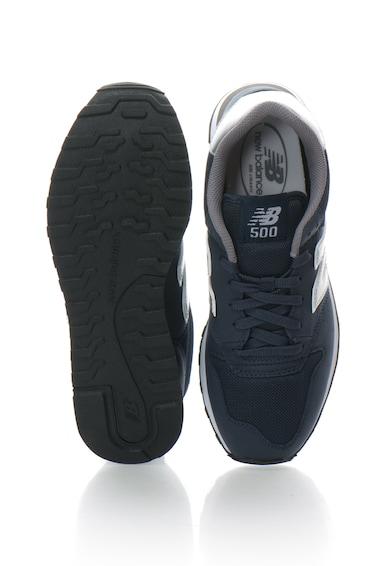 New Balance 500 Classic Sneakers Cipő Fémrészletekkel férfi