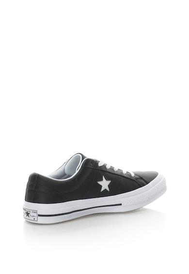 Converse Унисекс кожени кецове One Star Жени