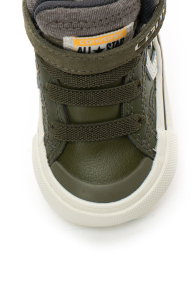 Converse Pantofi sport inalti de piele All Star Pro Blaze Fete