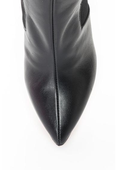 Roberto Botella Botine stiletto cu insertii elastice Femei