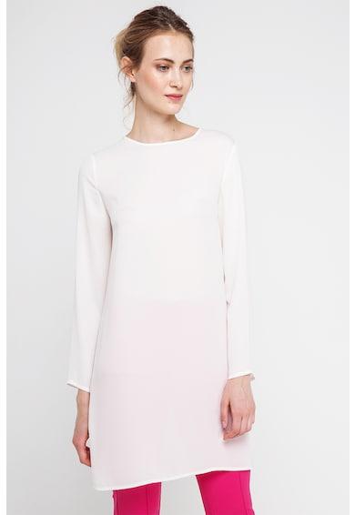 NG Style Bluza cu slituri laterale Femei