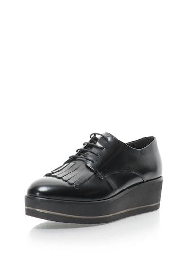 Tosca Blu Pantofi flatform de piele Cimone Femei